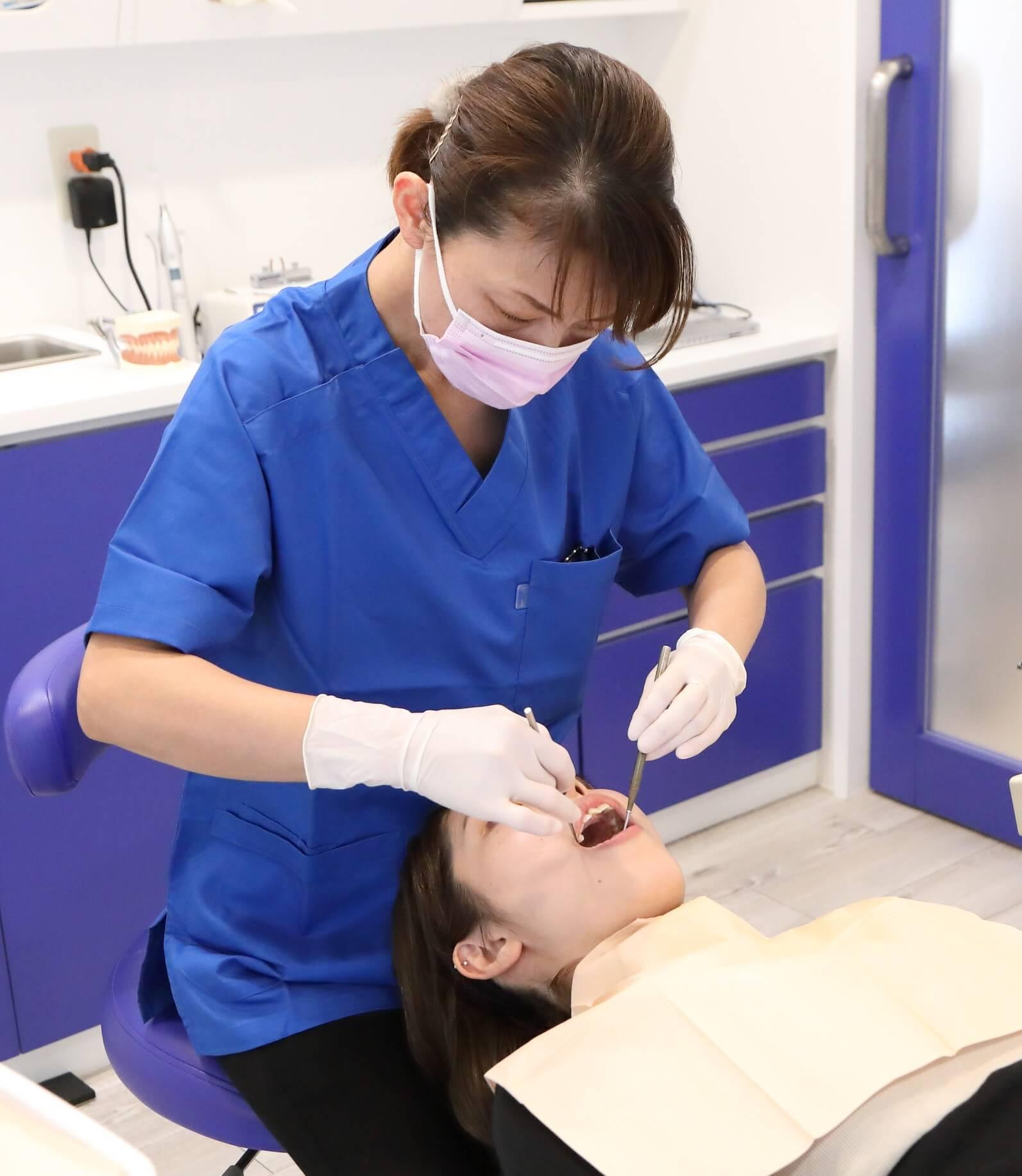 前歯の歯並びだけ治療する部分矯正