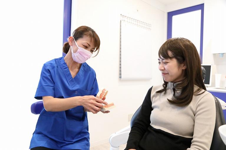 歯が抜け始める前から歯を守ることが重要です