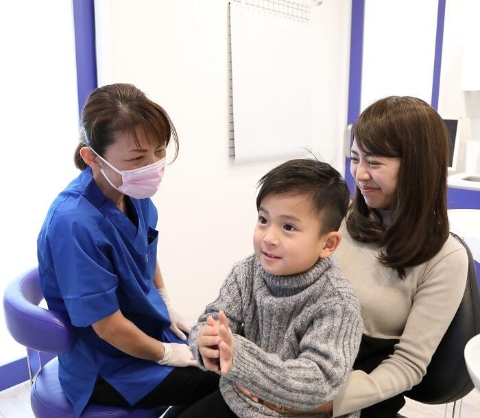 子どもの歯並び・顎の成長の問題が増えています